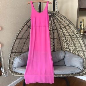 Vince Camuto Maxi Dress - Pink